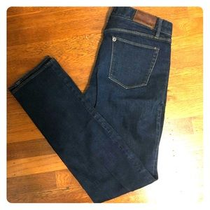 Madewell Size 29 Skinny Low worker jeans